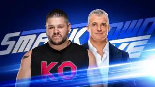 WWE Smackdown! Live Results 9/26 Shane McMahon Responds to Kevin Owens & More!