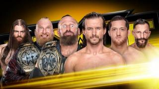 WWE NXT Live Coverage & Discussion 10/18 The Undisputed Era vs SANITY, Aleister Black in Action & More!