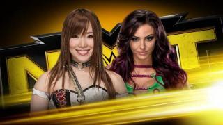 WWE NXT Results 11/29 Kairi Sane vs Peyton Royce & More!