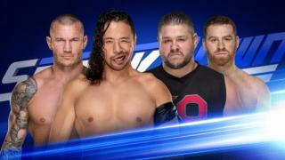 WWE Smackdown! Live Results 12/12 Shinsuke Nakamura vs Kevin Owens, The Riott Squad vs Carmella, Tamina & Lana & More!