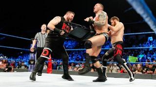 Match Ratings For 1/9/18 Smackdown Live From Sean Ross Sapp