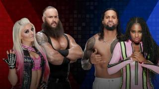 WWE Mixed Match Challenge & 205 Live Results 3/6 Little Big vs Glowish Penitentiary, Mustafa Ali vs Buddy Murphy & More!