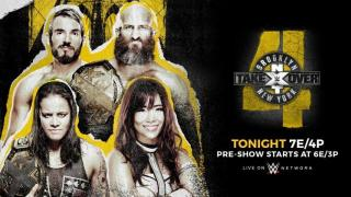 WWE NXT Takeover:Brooklyn IV