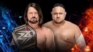 Contract Signing Taking Place On SmackDown Live For AJ Styles And Samoa Joe's WWE Championship Match At Super Show-Down