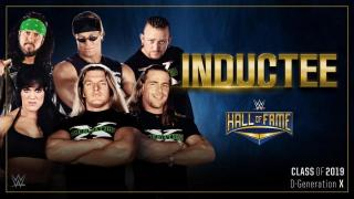 D-Generation X, Including Chyna Announced For WWE Hall Of Fame Class Of 2019