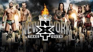 WWE NXT Takeover: New York