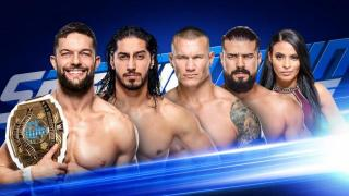 Finn Balor vs. Ali vs. Randy Orton vs. Andrade, Kevin Owens Show Announced For WWE SmackDown Live