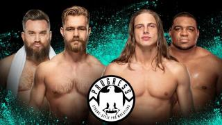Matt Riddle & Keith Lee Take On Moustache Mountain At PROGRESS Chapter 95: Still Chasing