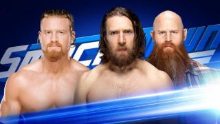 Buddy Murphy Battles Daniel Bryan On 8/20 WWE SmackDown