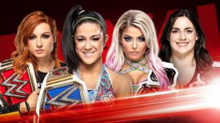 Becky Lynch & Bayley To Face Nikki Cross & Alexa Bliss In Women's Championship Showcase On 9/2 WWE Raw