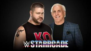 WWE Announces Kevin Owens Show With Ric Flair For WWE Starrcade