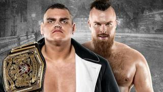 WALTER To Defend NXT UK Title Against Joe Coffey At NXT UK TakeOver: Blackpool II