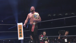 Jon Moxley Captures The IWGP United States Championship For A Second Time In Wild Texas Death Match