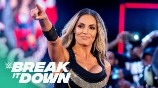 Trish Stratus Set For Next Episode Of WWE Break It Down
