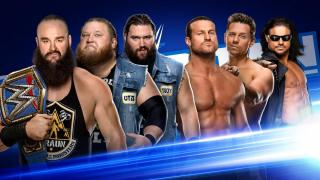 Heavy Machinery Returning On 6/12 SmackDown, Teaming With Braun Strowman vs. Ziggler, Miz, Morrison