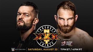 Finn Balor vs. Timothy Thatcher Added To NXT TakeOver XXX, Updated Card