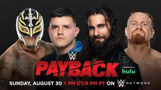 Dominik And Rey Mysterio Teaming Up For Tag Match At WWE Payback; Updated Card