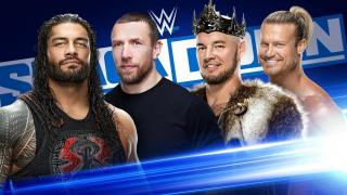 Daniel Bryan Teams With Roman Reigns To Face King Corbin & Dolph Ziggler On 1/3 WWE SmackDown