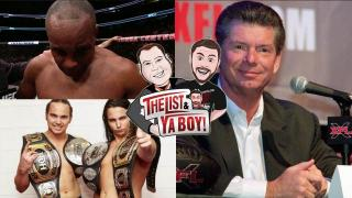 The List And Ya Boy #51! ROH vs. UFC, XFL Return!?, Women's Royal Rumble, 205 Live Tour, Much More!