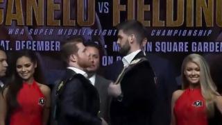 Canelo Alvarez vs. Rocky Fielding Live Coverage And Discussion