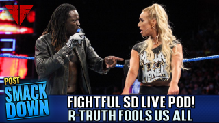 Fightful Wrestling Podcast | WWE Smackdown Live 9/4/18 Review | Backstage News