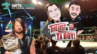 The List and Ya Boy #45!: Breaking WWE News + Jimmy Helps Impact, Bullet Club's Hangman Appears, Jericho/NJPW, More