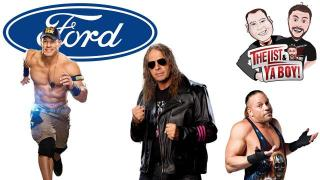 List And Ya Boy #49: Bret Hart sues, John Cena sued, RVD struggles, Impact, FloSlam, The Rock, Lots More