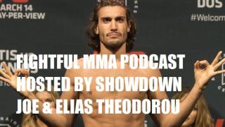 Fightful MMA Podcast (1/24): Showdown Joe & Elias Theodorou talk Bellator, Titan UFC and more