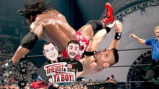 The List & Ya Boy Wrestling Podcast #58: Graves vs. Booker, Cena, Elimination Chamber, Guest Raven