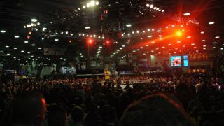 SPOILER: Big Former NJPW Name Appears At NXT Tapings
