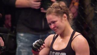 Ronda Rousey's New Reebok Ad
