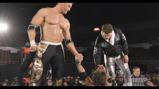 Nick Aldis Officially Defending NWA World Heavyweight Championship Against Cody Rhodes At All In