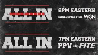 All In Will Be On ROH HonorClub, Pay-Per-View, Fite App, And WGN; First Hour Will Be Free