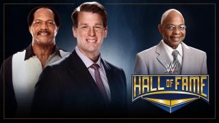 The APA Reunites As Simmons & Bradshaw To Induct Teddy Long Into WWE Hall Of Fame