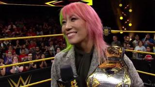 The NXT Report Card (9/6/17): Nobody is Ready for Asuka