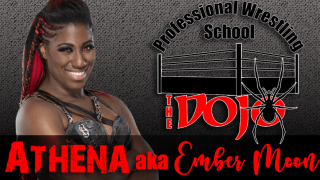 Ember Moon Named Head Trainer Of The Dojo In Texas