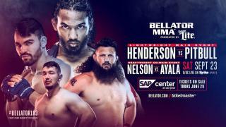 Bellator 183 Results: Patricky Pitbull - Ben Henderson Headline & Roy Nelson Debuts