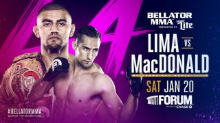 Bellator 192 Results: Sonnen vs. Jackson, Lima vs. MacDonald