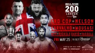 Bellator 200 Results: A Middleweight Title Fight Headlines, Plus MVP & Phil Davis In Action