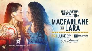 Bellator 201 Results: The Women's Flyweight Title Is Defended & UFC Veteran Valerie Letourneau In Action