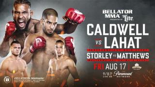 Bellator 204 Results: Darrion Caldwell vs. Noad Lahat Headlines & Ricky Bandejas Shocks James Gallagher