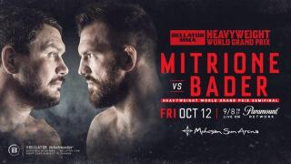 Bellator 207 Results: The First Heavyweight GP Finalist Is Revealed & Mike Kimbel Ties The Fastest Knockout Record