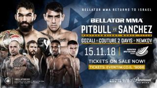 Bellator 209 Results: The Featherweight Title Is Defended, Plus Phil Davis & Ryan Couture In Action!