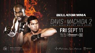 Bellator 245 Results: Davis vs. Machida II, Cat Zingano Makes Her Bellator Debut & More!