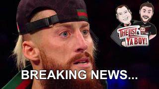 The List & Ya Boy Wrestling Podcast #56: Enzo Amore, Royal Rumble, Raw 25,Court Bauer Appears, More!