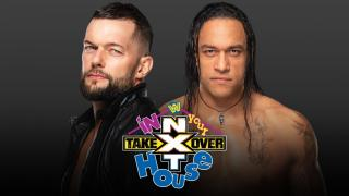 Finn Balor vs. Damian Priest Announced For NXT TakeOver: In Your House