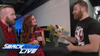 Sami Zayn vs Mike Kanellis Rematch Added To Battleground