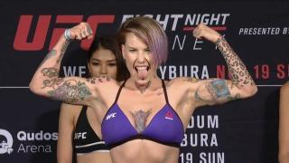 Exclusive: Bec Rawlings Reveals She Wants To Go Back To Invicta FC