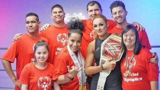 Becky Lynch Partners With Special Olympics For Fitness Campaign