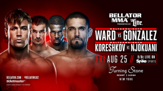 Bellator 182 Results: Andrey Koreshkov - Chidi Njokuani Headline, AJ McKee Looks To Stay Undefeated & A Loaded Prelim Card